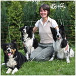 Hundepsychologin Ina Stiefken